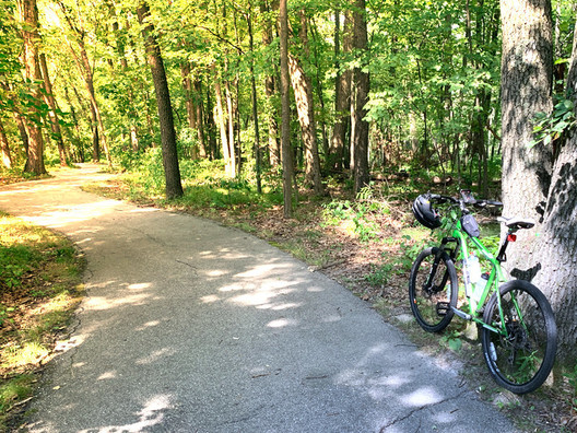 West Michigan Biking Trails