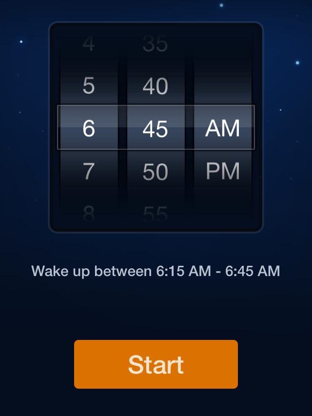 Sleep Cycle Alarm